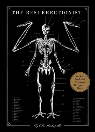 The Resurrectionist: The Lost Work of Dr. Spenser Black Book Review